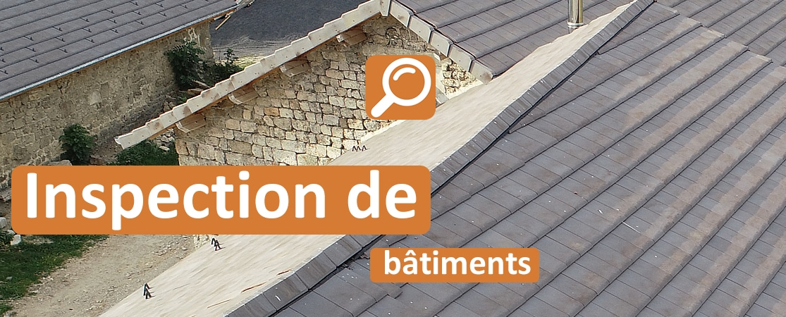 Inspection de bâtiments