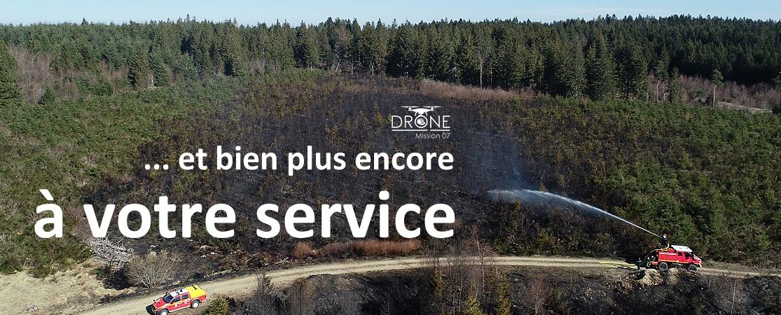 A votre service ...